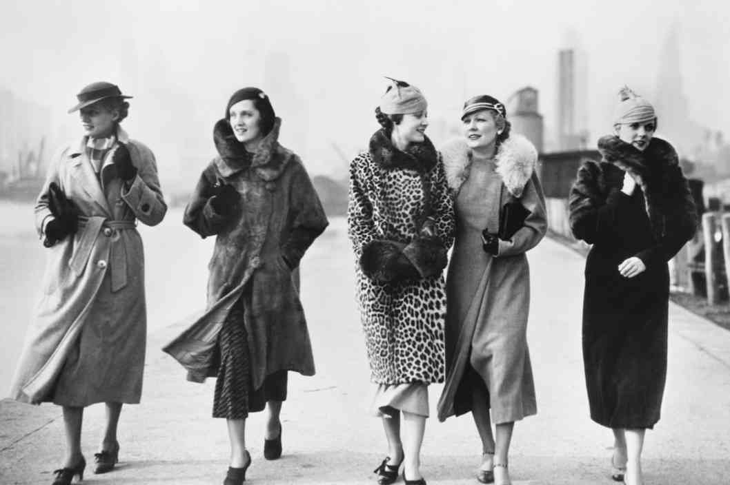 1935 everyday fashion