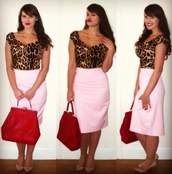 How To Find The Perfect Pencil Skirt - Roxy Vintage Style