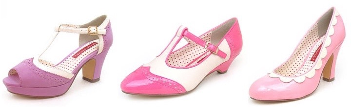 best sneakers 2415b 784d4 12 Pinup Shoe Brands To Make Your Feet Swoon - Roxy Vintage ...